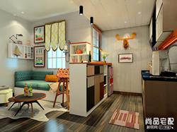 半开放式厨房吧台设计,哪种好?