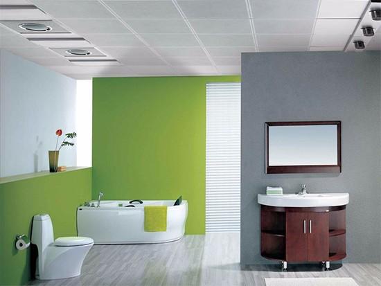 浴室集成吊顶效果图