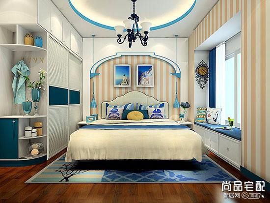 屋内装修设计卧室柜子