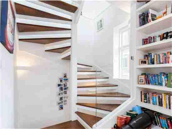 旋转楼梯的做法