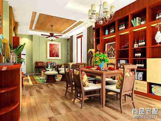 强化复合木地板的价格多少钱