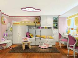 创意儿童房效果图图片,哪种好?