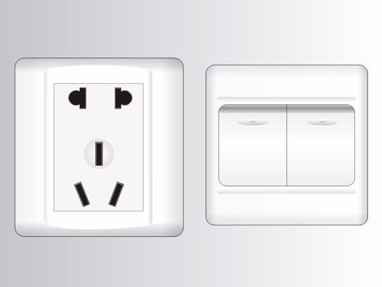 卧室内空调插座的高度是多少