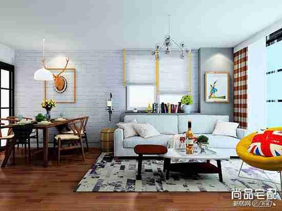 现代简约led家居壁灯图片