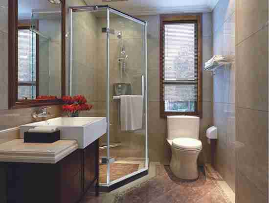 淋浴房玻璃什么花色好