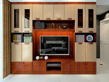 开发墙面空间,提升储物量