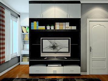 内嵌衣柜,提高卧房利用率