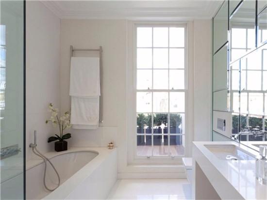 白兔淋浴房怎样