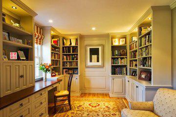 书房家具图片大全