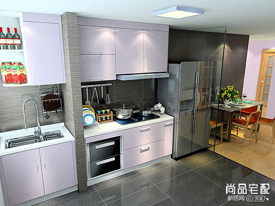 超小厨房装修图片