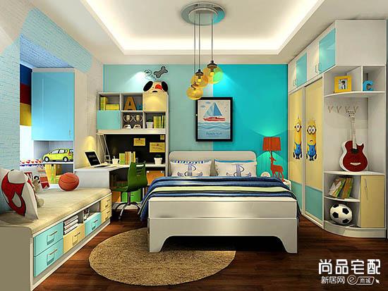 带飘窗儿童房香港六和彩案例