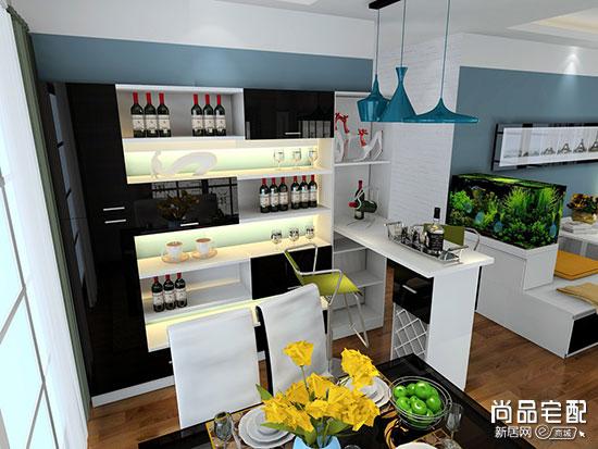 家中装修酒柜多少钱一个平方