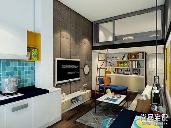 全屋定制家具,让小户型也有大空间