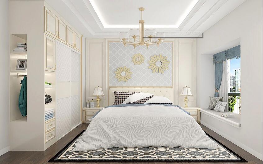 这几款小户型卧室装修效果图,看完都是想要一套