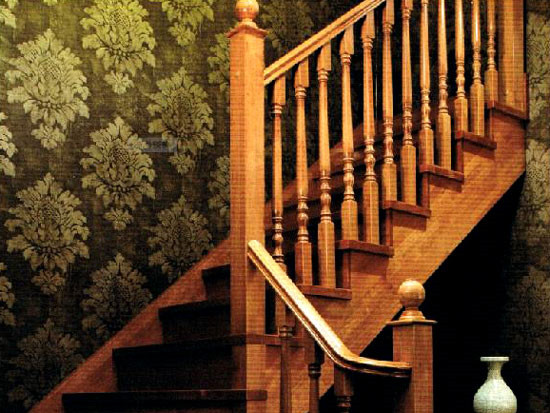 实木楼梯扶手哪种好?这样选错不了