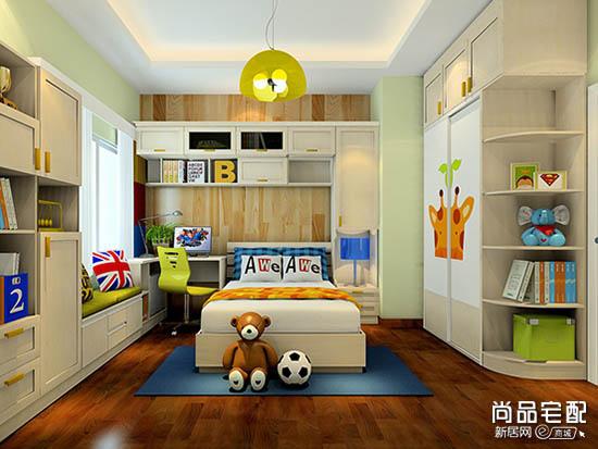 小户型的小儿童房怎么装修设计比较好