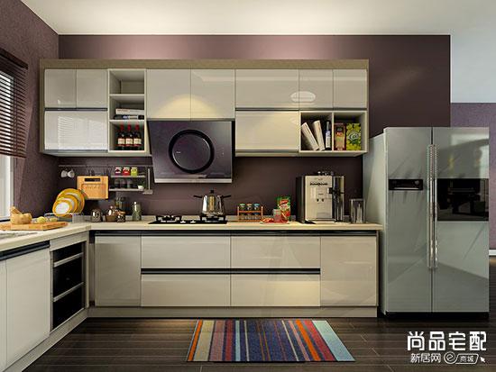 这些敞开式厨房设计图真是美观
