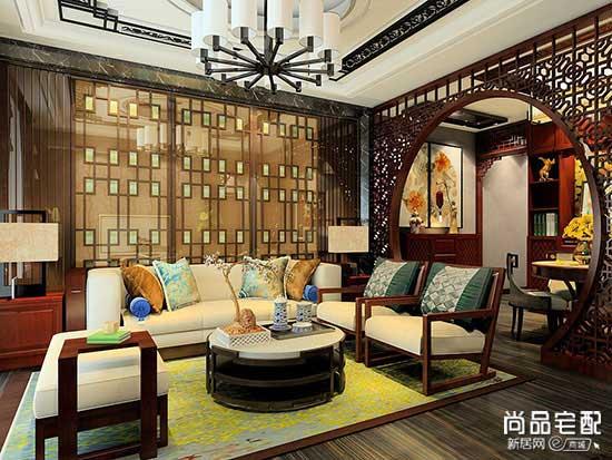 中式古典风格装修效果图哪里有