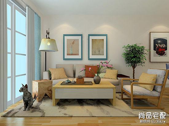 小户型沙发背景墙常遇见的几种误区
