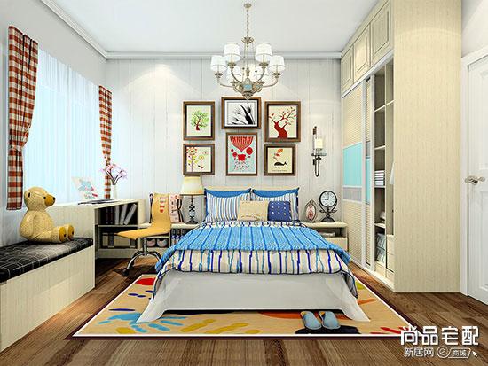 简单的儿童房间设计图?这样设计更好看