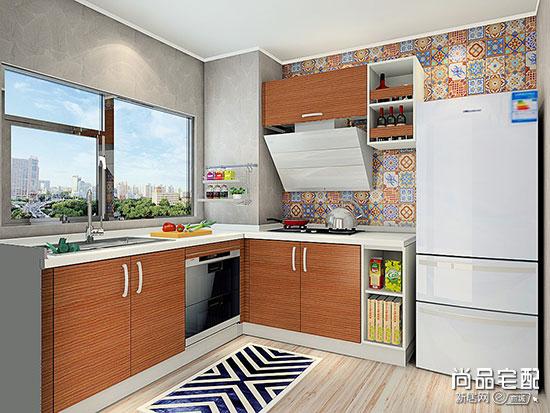 长方形厨房橱柜效果图?有这些案例就足够了