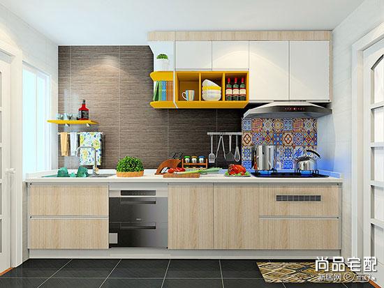 厨房装修设计巧用空间,让你的厨房变大不只是一点
