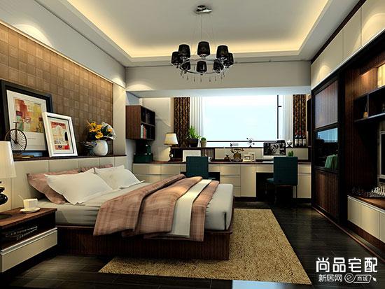 卧室瓷砖装修风格?用对瓷砖也可以很现代很时尚!