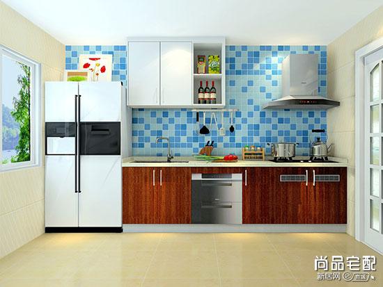 奢华厨房装修效果图?没想到厨房都能这么大气