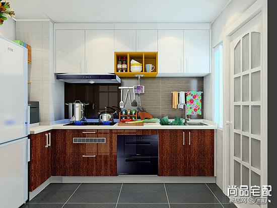 新式厨房装修效果图大全,适合多种户型