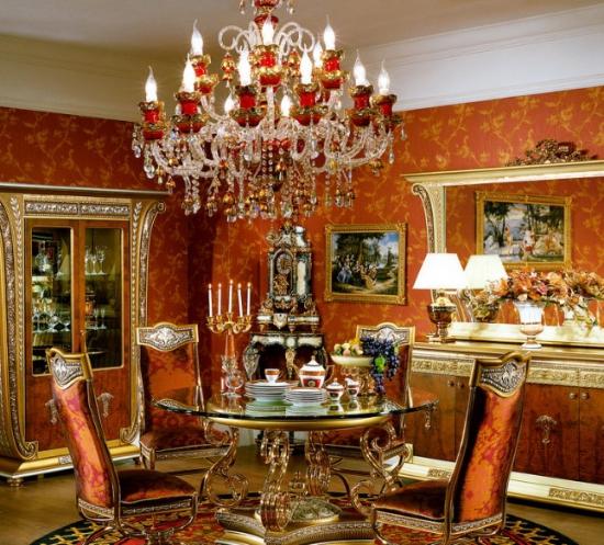 高档欧式家具欣赏 组图
