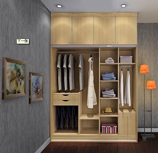 衣柜内部结构图以及内部功能细分 超详细