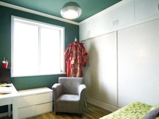 三室一厅装修效果图