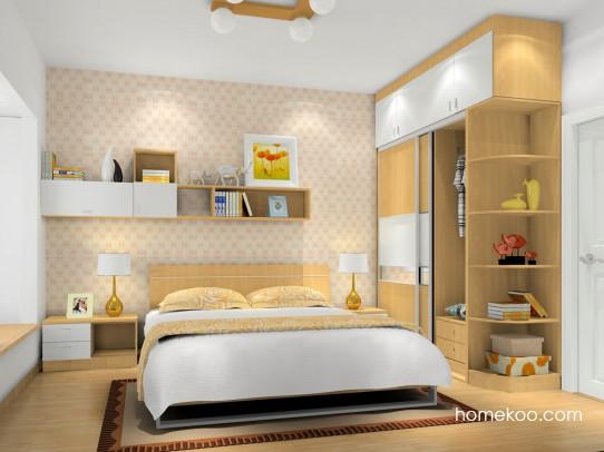 卧室装修效果图1