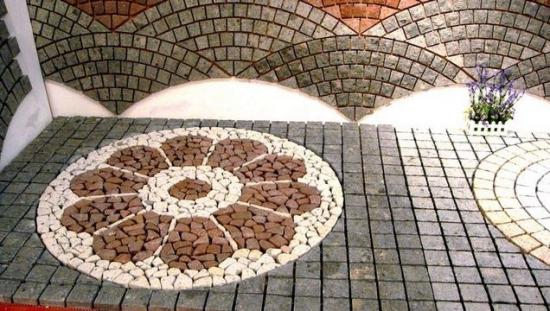 天然石材地鋪石1