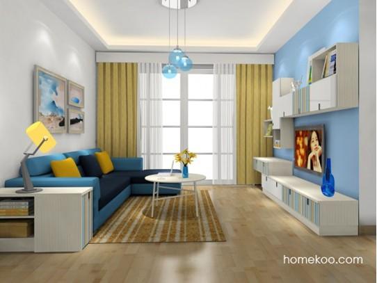 小户型房子装修设计的四点