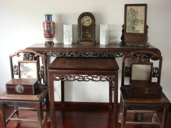 小叶紫檀家具