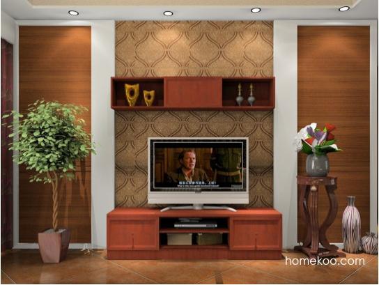 电视背景墙装修效果图大全2014图片