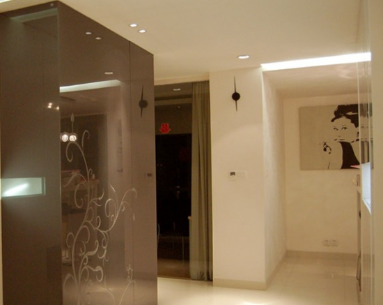 看玻璃砖效果图 了解玻璃砖尺寸价格