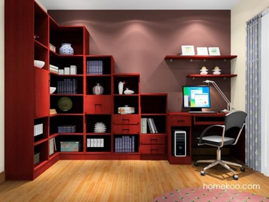 中国韵书房家具