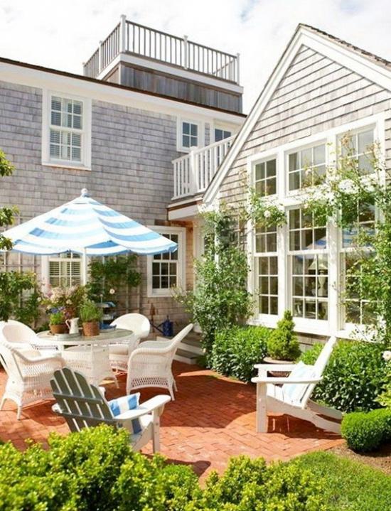 阳台花园装修效果图欣赏图片