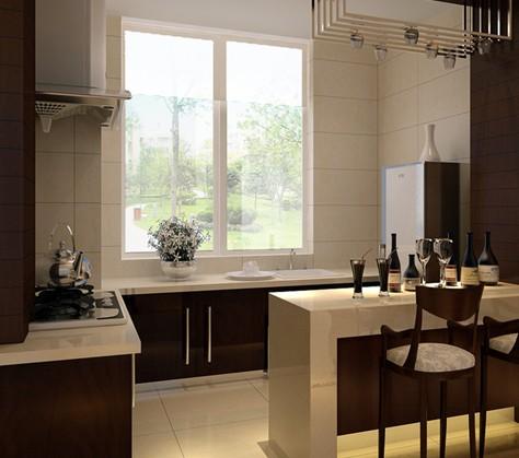 小户型厨房装修技巧 创意厨房走起来