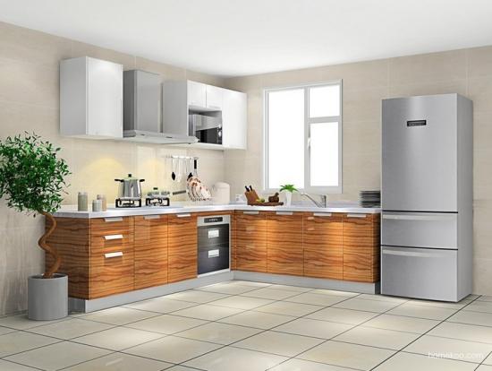 订购此款橱柜产品请咨询在线客服-厨房瓷砖贴图 厨房瓷砖效果图大全