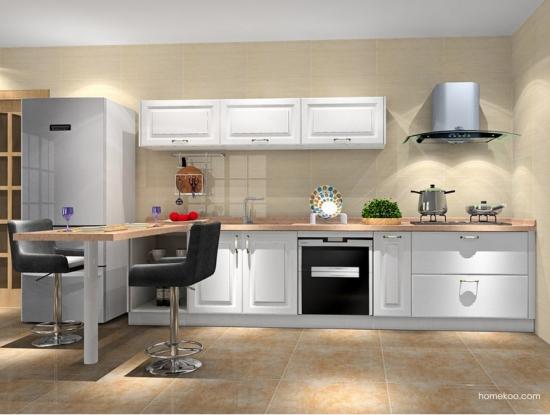 厨房瓷砖贴图 厨房瓷砖效果图大全