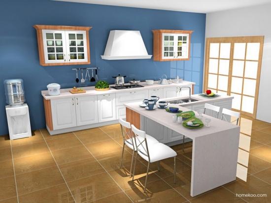 厨房墙砖规格
