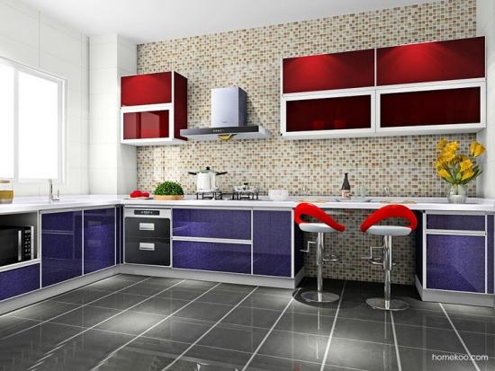 斯玛特系列厨房F14830效果图1