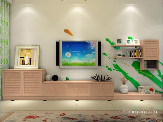 电视背景墙装修图片