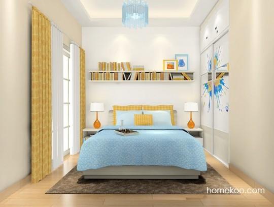 背景墙 房间 家居 起居室 设计 卧室 卧室装修 现代 装修 540_407