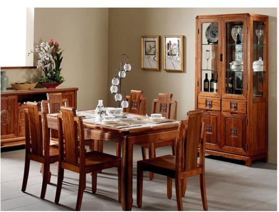 虎斑木家具