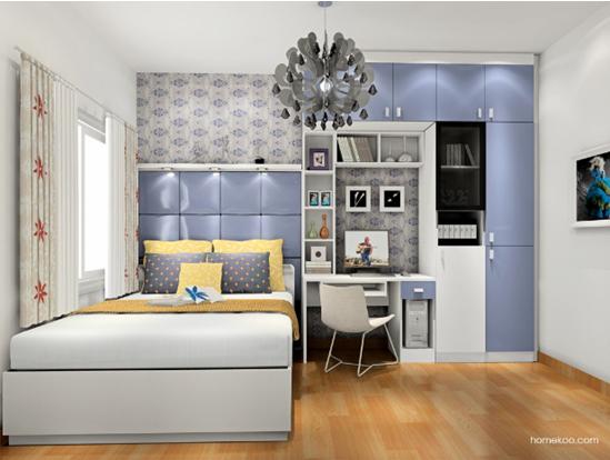 9平米小卧室装修图图片