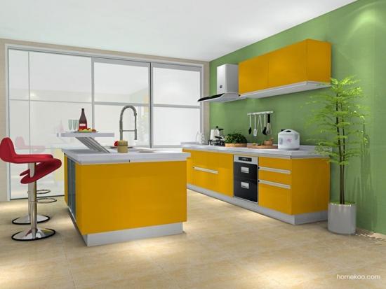 厨房装修效果图让您有的选择
